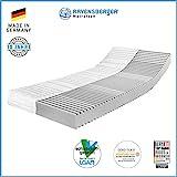 Ravensberger Matratzen 7-Zonen Matratze Softwelle | HR Kaltschaummatratze H1 RG...